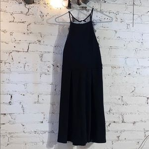 Black Francesca's dress